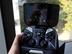 NVIDIA掌上游戏机