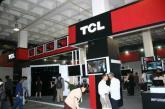 TCL公司展台