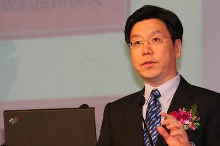 科技时代_图文:谷歌全球副总裁大中华区总裁李开复