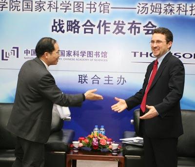 中国科学引文数据库推动中国科研走向世界