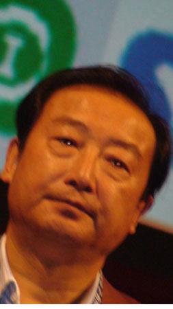 科技时代_图文:邦凯电子董事长傅启源致辞