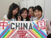 中国参赛选手风采