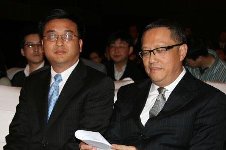 科技时代_摩托梁念坚出任微软大中华区董事长兼CEO