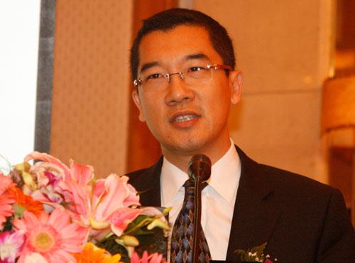 海辉软件集团副总裁刘鹏
