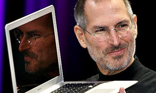 苹果公司创始人史蒂夫·乔布斯(资料图)图片