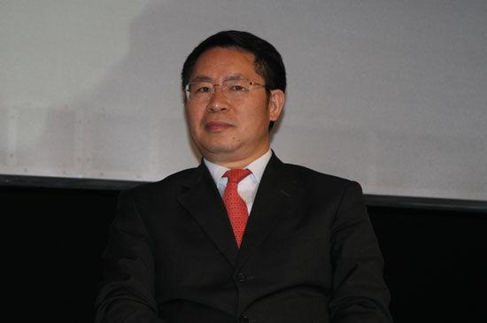 用友软件股份有限公司董事长兼CEO王文京