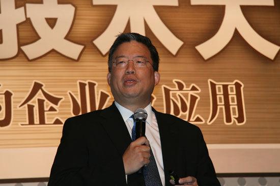 VMware公司大中华区总裁宋家瑜