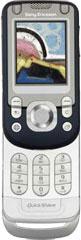 索尼爱立信 S600