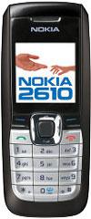 诺基亚 2610
