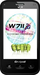 酷派 W711