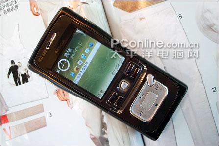 8GB微硬盘诺基亚智能音乐王N91售3199