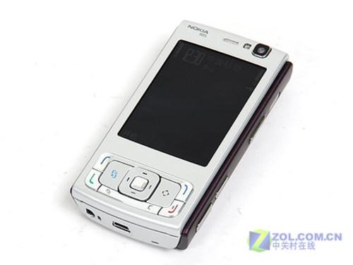 500万像素诺基亚GPS智能滑盖N95售5280