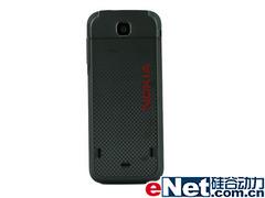 9.9mm厚度诺基亚超薄音乐机5310XM评测(2)