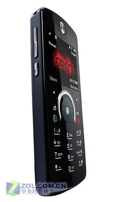 至高科技含量摩托发布LINUX智能手机E8