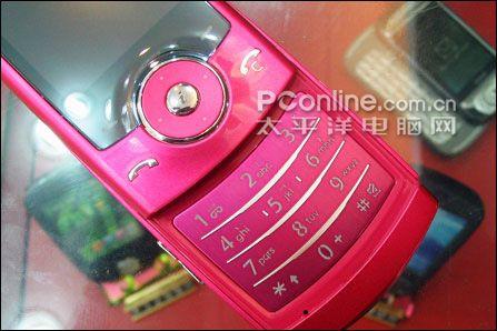 红粉赠佳人时尚MM粉红色浪漫手机推荐