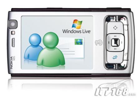 六大改进诺基亚智能旗舰N95新版本发布