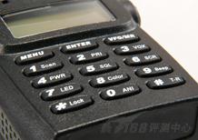 128组记忆频道威而威对讲机V1000评测