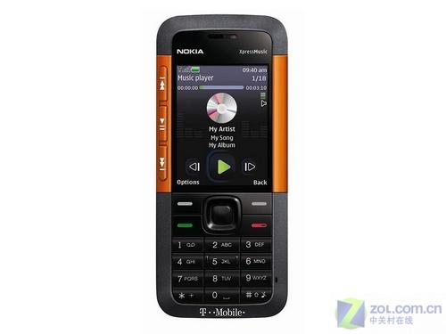 5月28日开卖诺基亚5310XM两种配色曝光