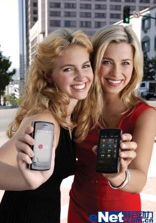 移动电视LG两款新品机型美国发售