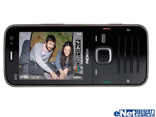 新一代全能王诺基亚N78正式登陆印度