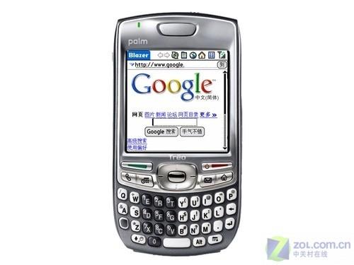 QWERTY键盘Palm智能Treo680仅2140