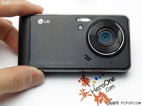 500万像素LG超大触控屏KU990卖799元
