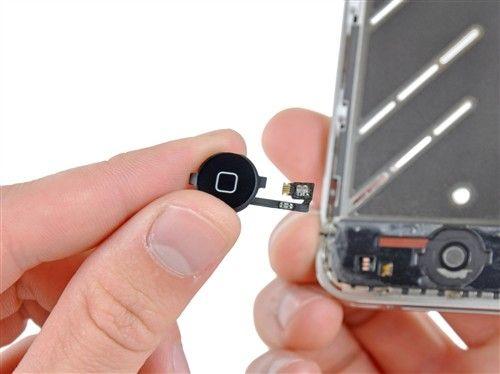 更换iPhone4 Home键步骤解析
