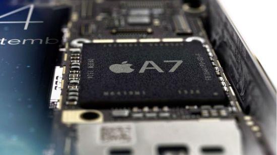 目前几乎没有iOS应用能利用A7处理器的全部性能