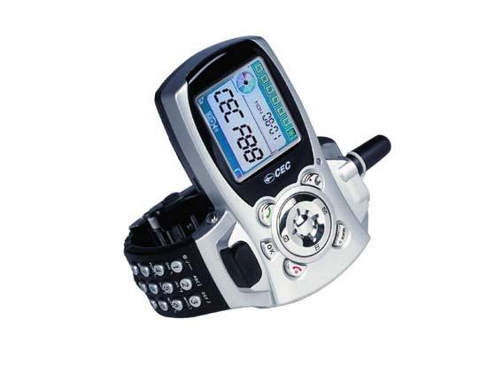 时尚戴出来五款时尚腕表手机精彩推荐(3)