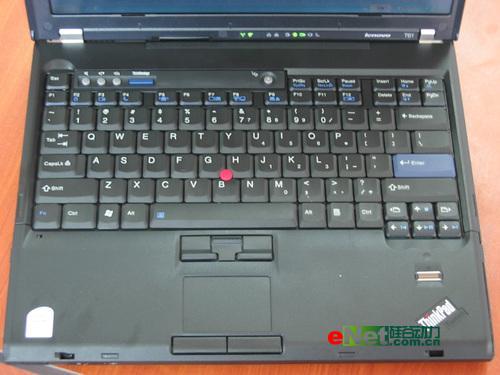商用高配本ThinkPadT61仅售18000