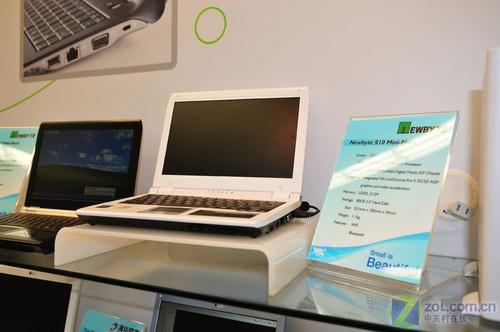 威盛力推NANO处理器发力超便携本市场