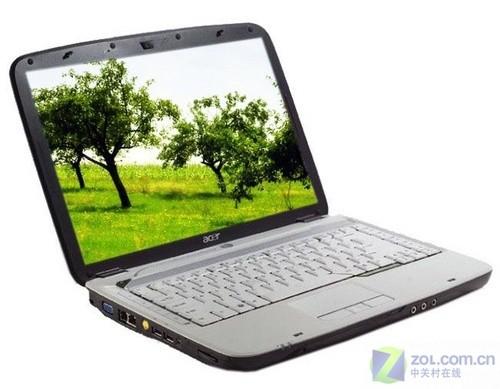 宏基2GHz主频120GB硬盘低价入门本促销