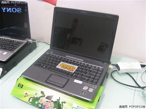 配置不低惠普双核独显本V3906卖5700元