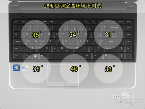 双核ULV配独显戴尔Inspiron1370评测(5)