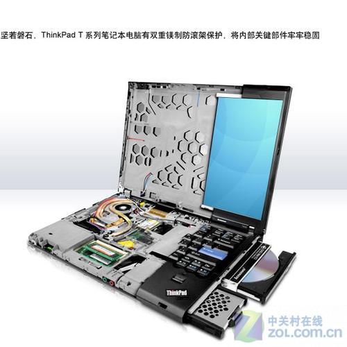 P8800芯双显卡ThinkPadT400报价13299