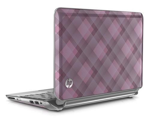 CES2011:惠普新本配第二代酷睿处理器