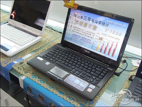 i3高频HD6470M独显华硕K42报3180元