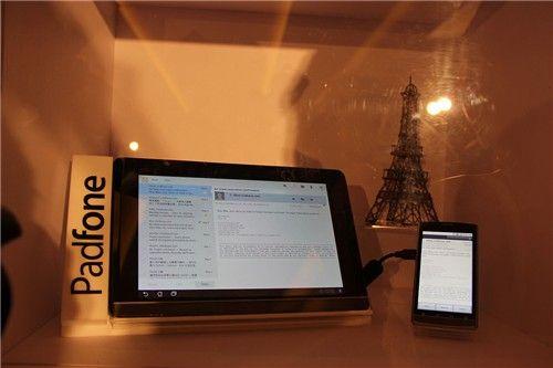 华硕Padfone 平板电脑