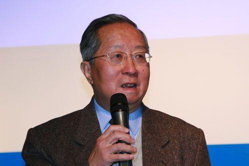 中国互联网协会常务副理事长高新民