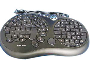 巨无霸面包键盘