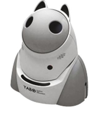 机器人变贴身宠物