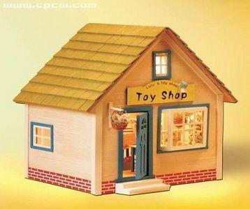 我想购买 学海无涯 候鸟驿站 玩具屋 之类的小屋~; 供应我的小屋-玩具