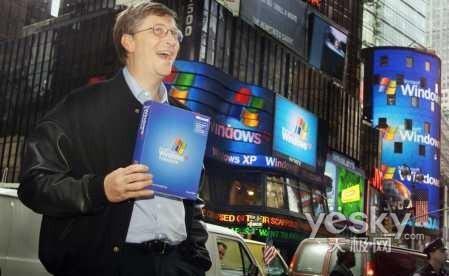 """微软对外否认""""挽救XP电话请愿""""计划"""