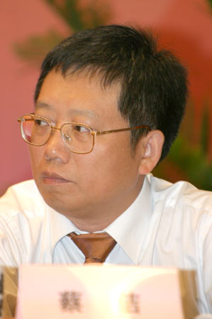 联通增值业务部副总蔡佶