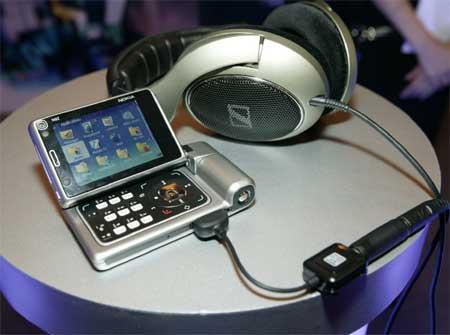 现场展示新品N92