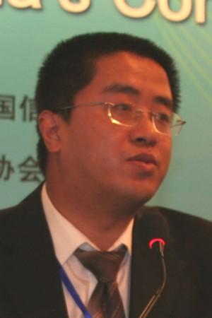 科技时代_图文:北京中研博峰执行副总裁沈拓