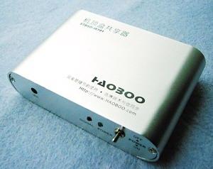 科技时代_广州300元共享器可让多台电视共用机顶盒