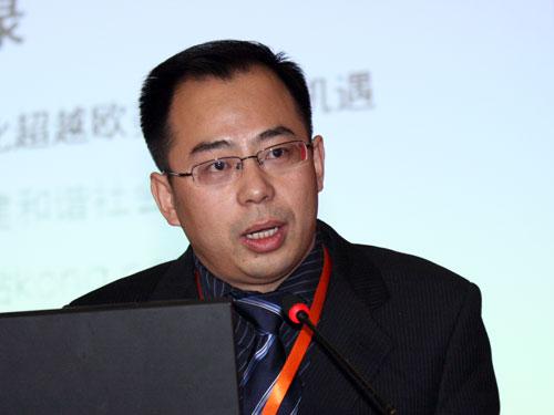 空中网集团副总裁王贵君