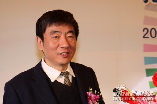 科技时代_图文:工业和信息化部副书记、副部长奚国华