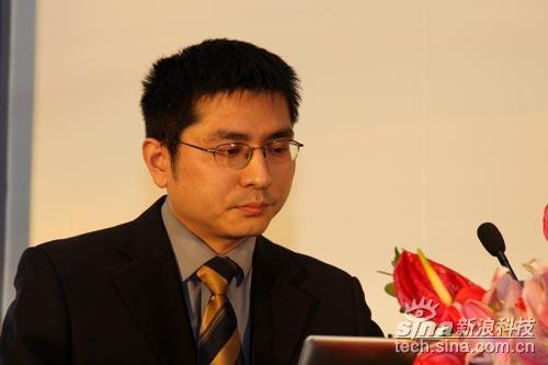 IBM高级技术顾问李磊演讲